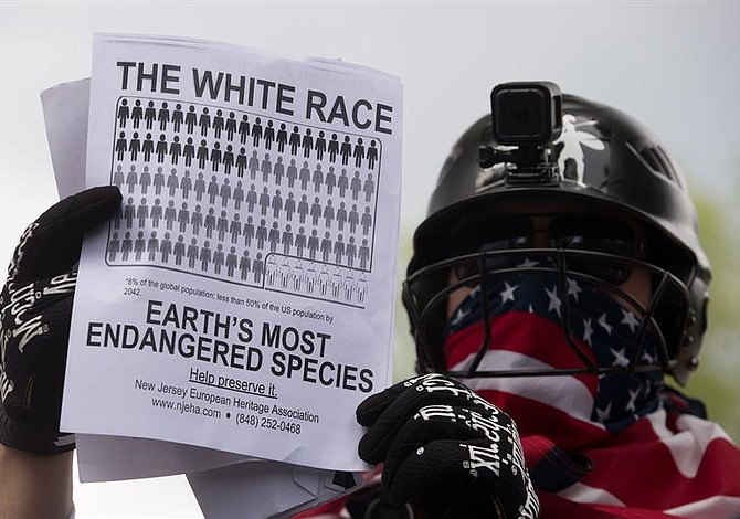 El racismo, vivito y coleando