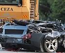 Los autos destruidos superan los 5 millones de euros.