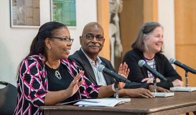 Montgomery College ofreció orientación a madres y padres solteros