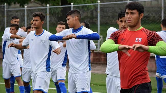El Salvador será cabeza de grupo en el Premundial Sub-20