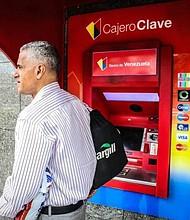 VENEZUELA. Bancos venezolanos harán apagón electrónico en víspera de reconversión
