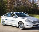 La unidad de vehículos autónomos estará en Detroit.