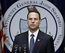 Josh Shapiro, fiscal general de Pensilvania.