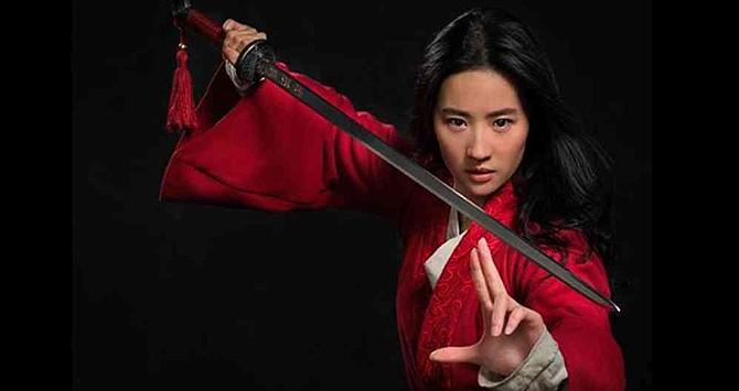 Mulan se estrenará en marzo de 2020.