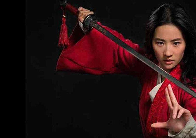 ¿Quién es la actriz que interpretará a Mulán?