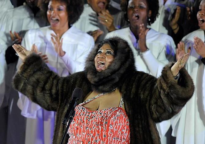 """Las claves sobre la vida de Aretha Franklin, la """"Reina del Soul"""""""