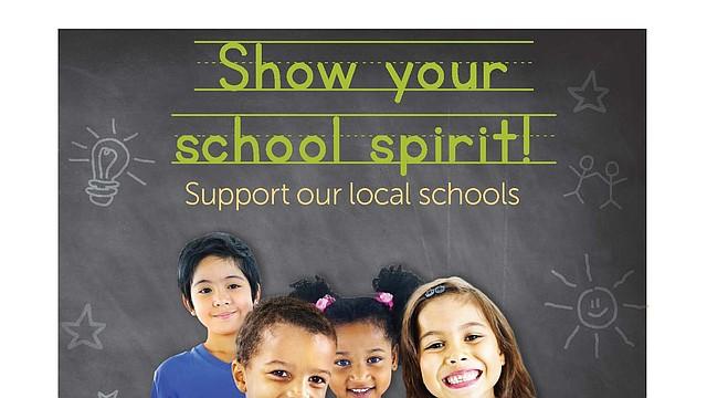 """LOCALES - La fundación Safeway presenta la campaña """"School Spirit"""" para apoyar a 114 escuelas locales"""