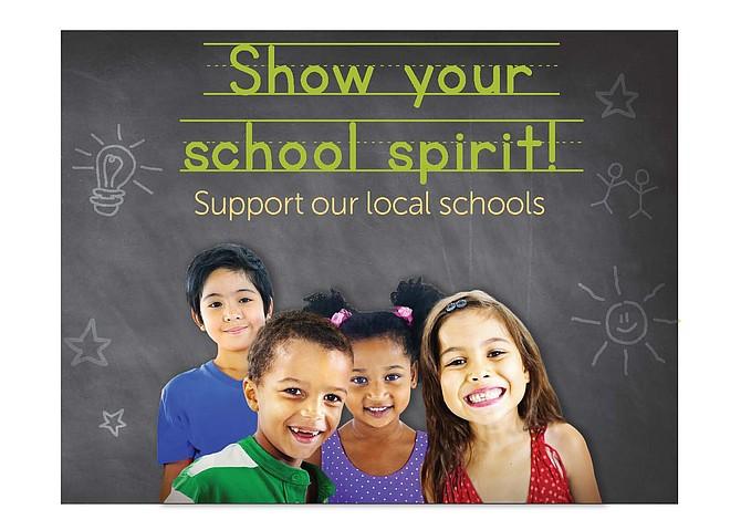 """La fundación Safeway presenta la campaña """"School Spirit"""" para apoyar a 114 escuelas locales"""