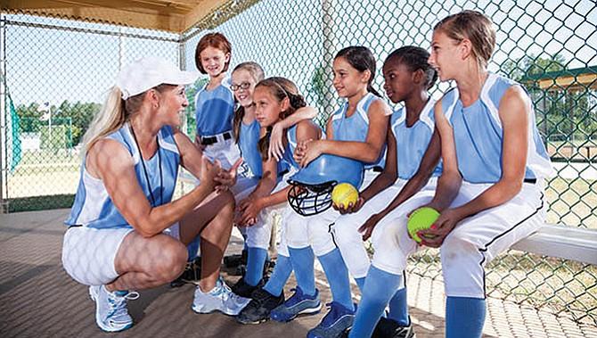 Softball para niños