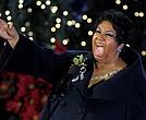 """Aretha Franklin se convirtió en la primera mujer que ingresó en el salón de la fama del """"rock and roll""""."""