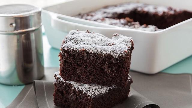 INOLVIDABLE. Un postre de chocolate es inolvidable. Tan pronto terminas una porción ya quieres comer otra.
