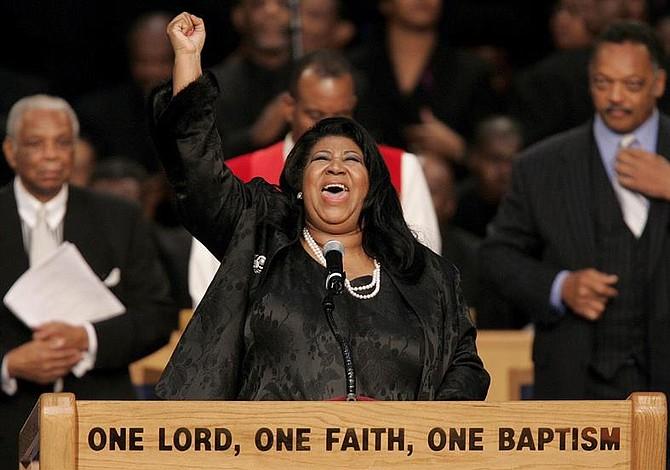 Aretha Franklin será homenajeada en la entrega de los Video Music Awards