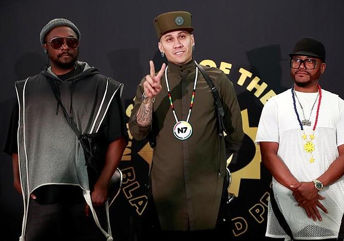 """The Black Eyed Peas quieren hacer """"música para el alma"""""""
