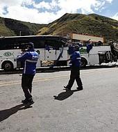 El accidente dejó más de 20 muertos entre colombianos, ecuatorianos y venezolanos.
