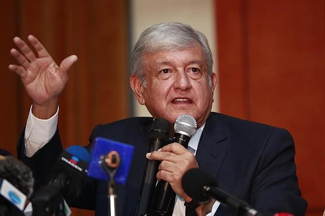 MÉXICO. Andrés Manuel López Obrador