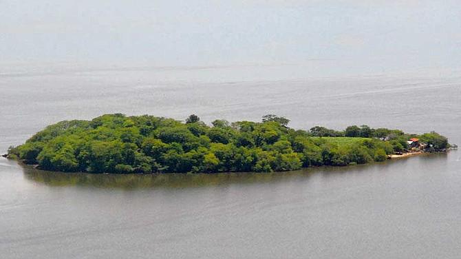 EL SALVADOR - Isla Perico.