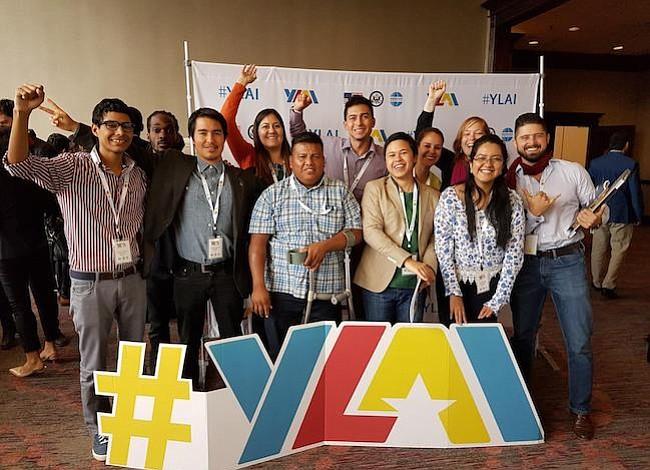 250 líderes latinoamericanos vienen a entrenarse en EE.UU.