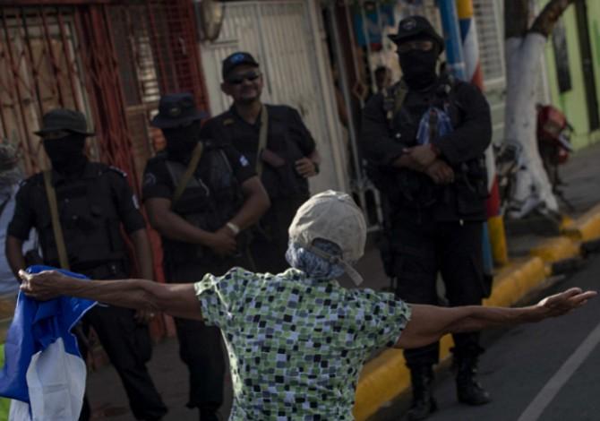 Denuncian tortura contra mujeres manifestantes arrestadas en Nicaragua
