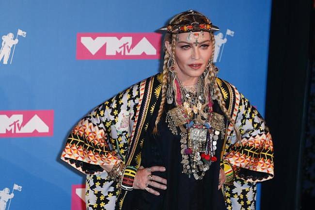 Llueven las críticas a Madonna tras homenaje a Aretha Franklin en los VMA's