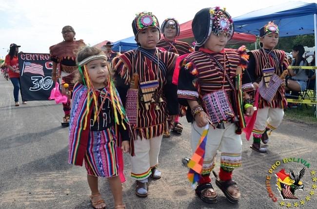 Se aproxima la gran celebración de la cultura boliviana en Virginia