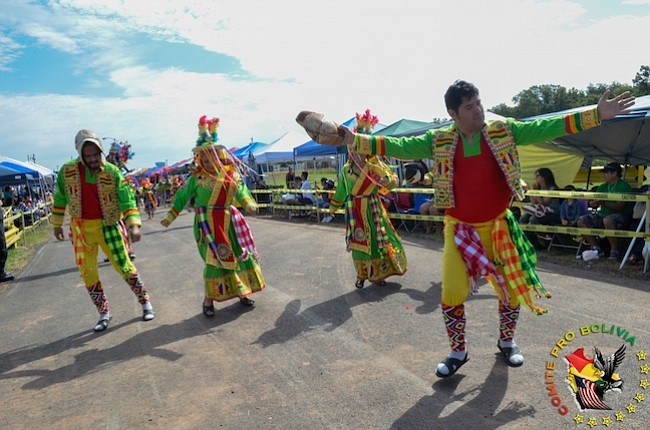 ÚNICO. Por su colorido, tradiciones culturales y magnitud, el Festival Boliviano es considerado un evento único que nadie debe perderse.