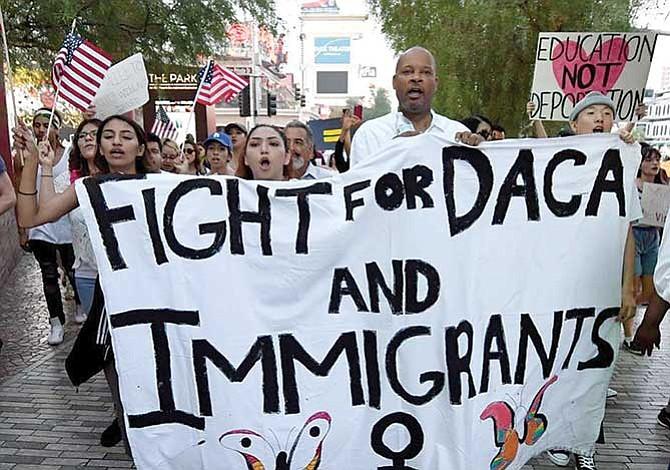 Golpe al DACA