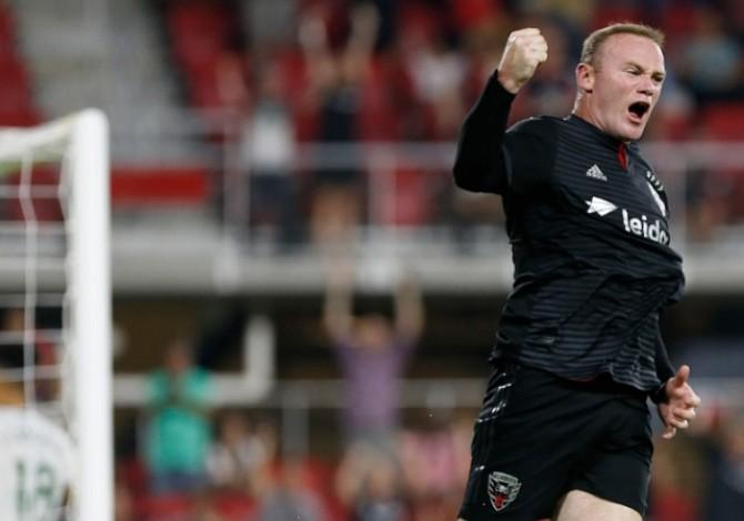 Las lecciones de Wayne Rooney en el DC United