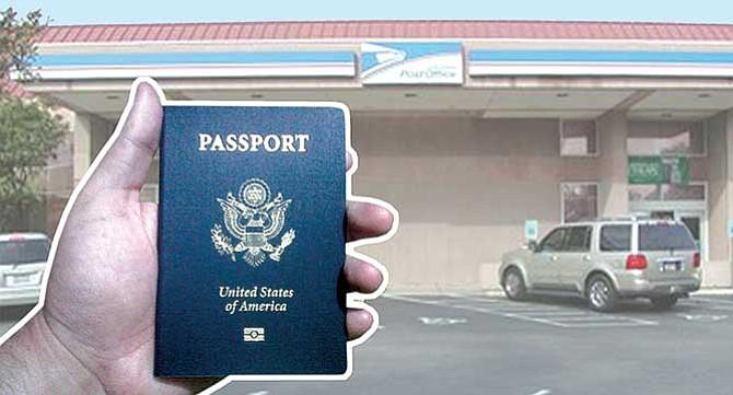 el trámite de pasaportes