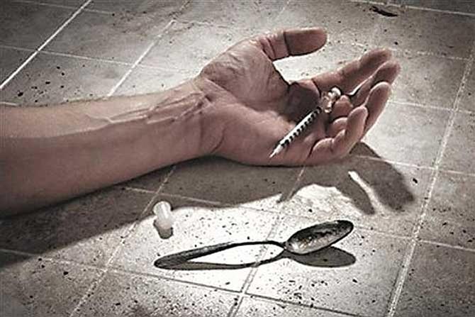 Aumentan las muertes por sobredosis de drogas