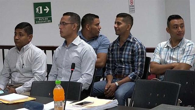 EL SALVADOR. Los cinco miembros de la Escuela Militar Capitán Gerardo Barrios acusados por homicidio agravado quedaron en libertad