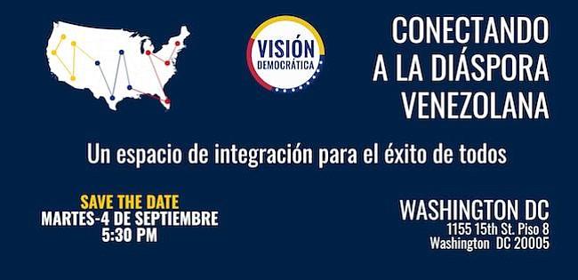 Evento de networking: El lado amable de la diáspora venezolana en DC