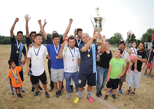Torneo Apertura de las ligas locales: Un éxito en el DMV