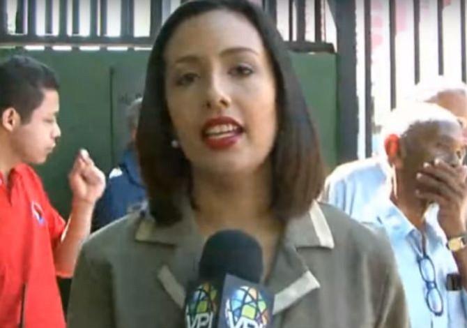 Funcionarios del régimen de Maduro amenazaron a periodistas que cubrían protestas en Caracas