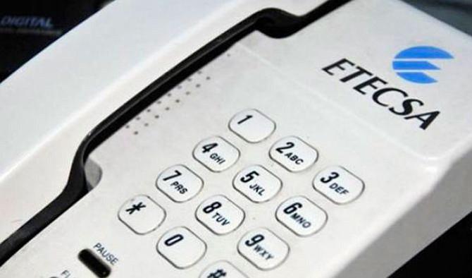 Etecsa en Cuba informa de cambios en el marcado de los teléfonos fijos