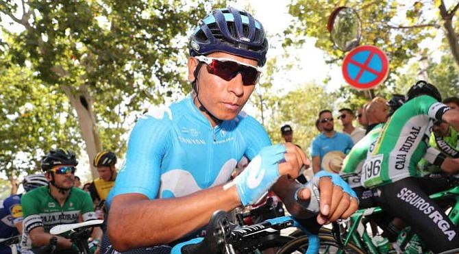 La Vuelta a España cambió de líder en jornada favorable para la fuga