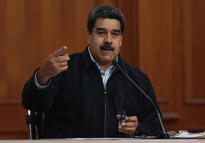 """Perú negó campaña """"de odio"""" hacia venezolanos denunciada por Nicolás Maduro"""