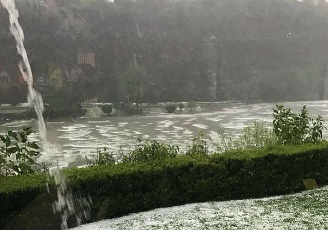 Ciudad de México sufre los estragos climáticos y registra inundaciones