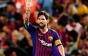 FÚTBOL. Lionel Messi, referente del FC Barcelona