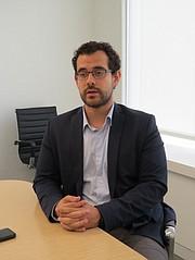 DIRECTOR. Francisco Márquez, director ejecutivo de la organización, es opositor al régimen de Nicolás Maduro, quien lo mantuvo preso político en 2016