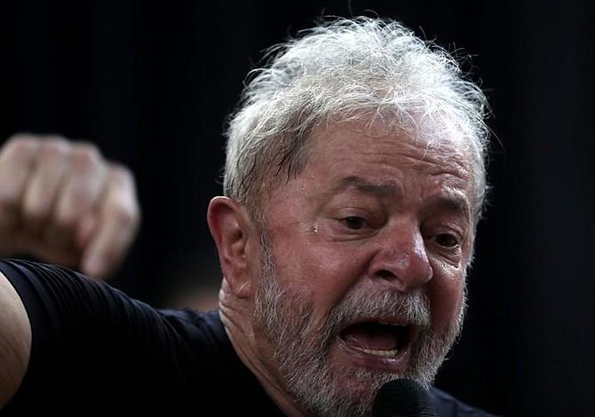 Lula da Silva cesaría en su interés por las elecciones presidenciales este martes