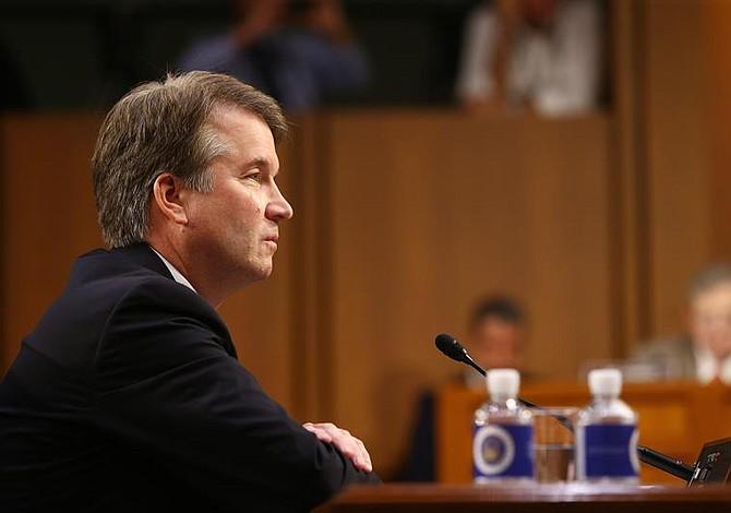 Kavanaugh y su presunta víctima de abuso declararían ante el Senado