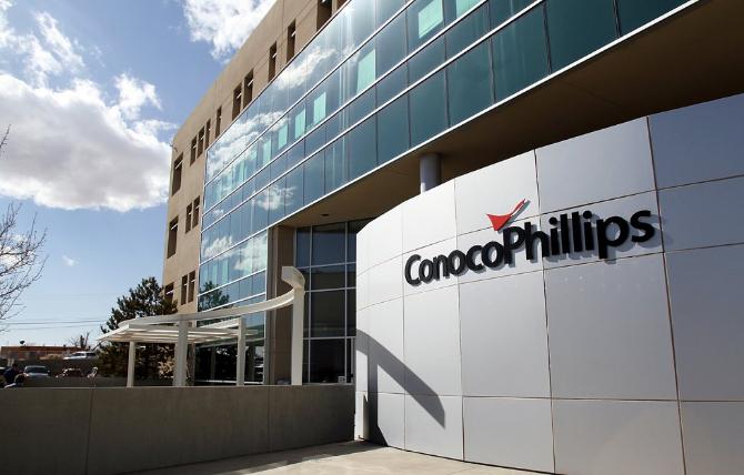 PETRÓLEO. Petrolera estadounidense ConocoPhillips