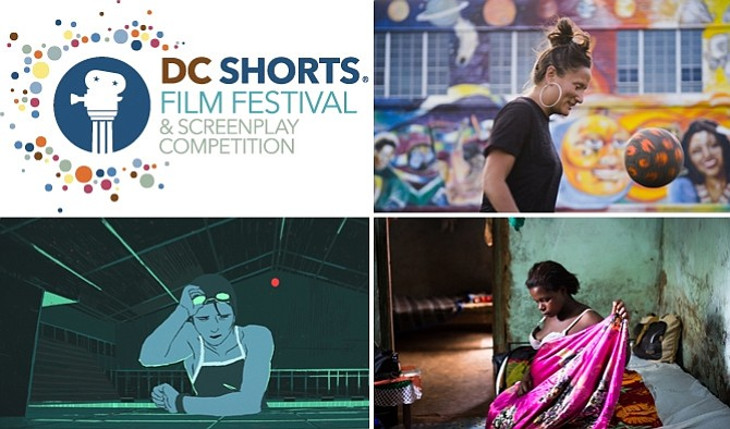 CINE: La fiesta de los cortometrajes llega a DC