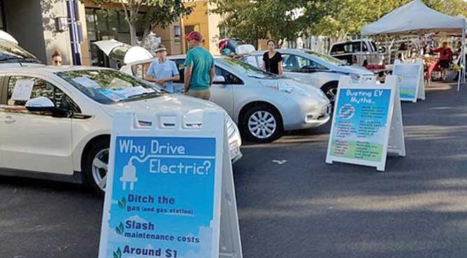 National Drive Electric Week.