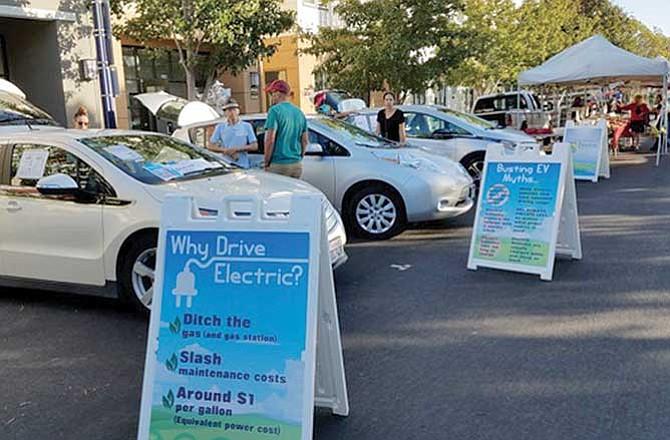Festival de coches eléctricos