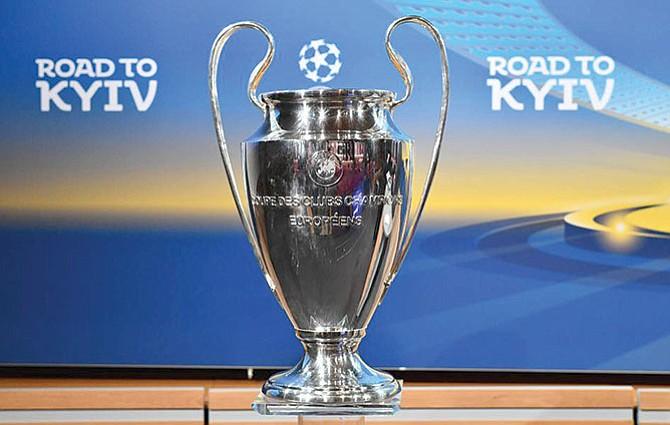 Así se jugará la próxima Champions