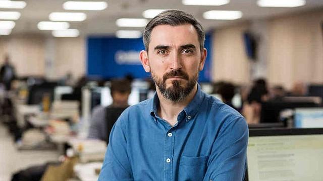 PERIODISMO. Ignacio Escolar, fundador y director de eldiario.es