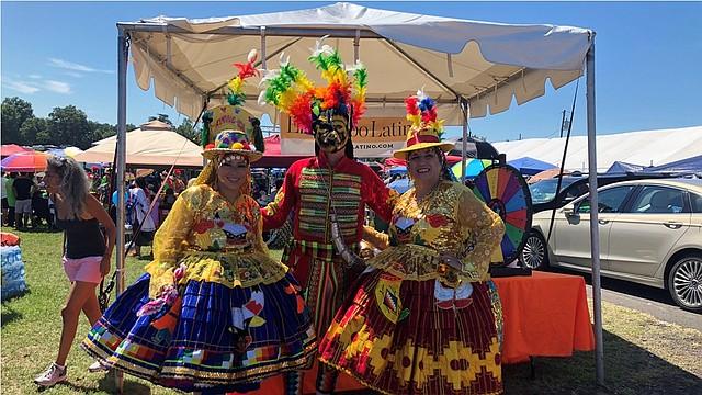 LOCALES. Festival Boliviano en Virginia celebrado el domingo 2 de septiembre