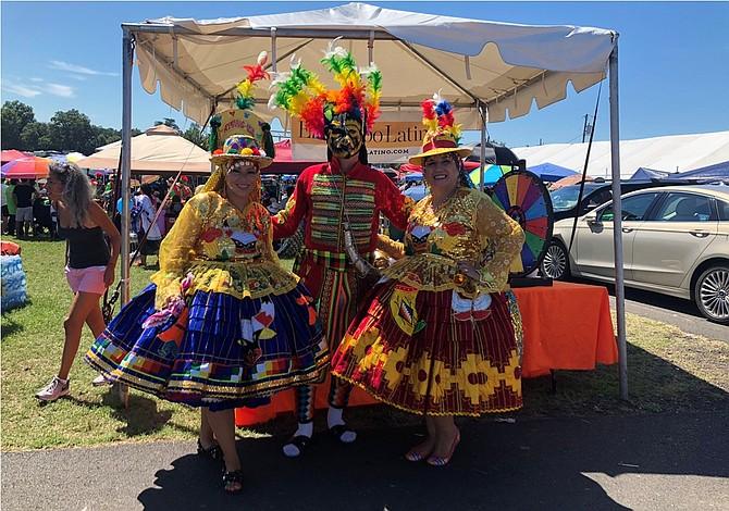 En fotos: así se celebró el Festival Boliviano en Virginia