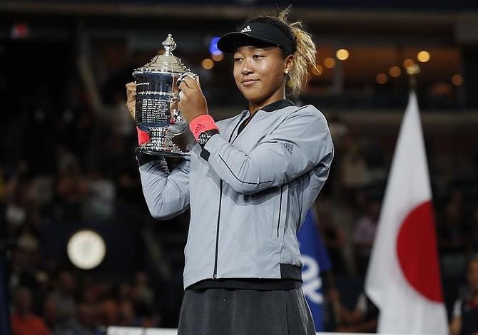 Naomi Osaka derrotó a Serena Williams en la final del Abierto de Estados Unidos